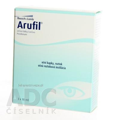 ARUFIL int opo (fľ.PE) 3x10 ml