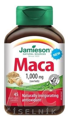 JAMIESON MACA 1000 mg cps 1x45 ks