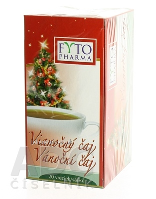 FYTO Vianočný čaj 20x2 g (40 g)