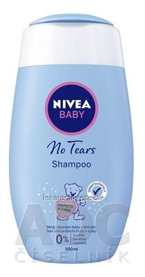 NIVEA BABY Extra jemný šampón 1x200 ml
