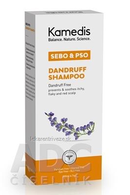 KAMEDIS SEBO & PSO DANDRUFF SHAMPOO šampón proti lupinám 1x200 ml
