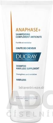 DUCRAY ANAPHASE+ SHAMPOOING doplnková starostlivosť pri vypadávaní vlasov 1x200 ml