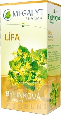 MEGAFYT Bylinková lekáreň LIPA bylinný čaj 20x1,5 g (30 g)