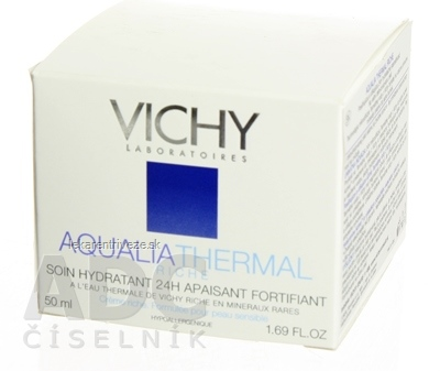 VICHY AQUALIA THERMAL RICHE PS krém v tube (M7811100) 1x50 ml