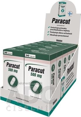 Paracut 500 mg Multipack tbl 12x30 (360 ks), 1x1 set