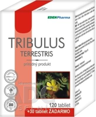 EDENPharma TRIBULUS tbl 120+30 zadarmo (150 ks)