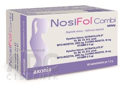 NosiFol Combi tbl 1x60 ks