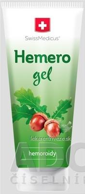 SwissMedicus Hemero gél 1x200 ml