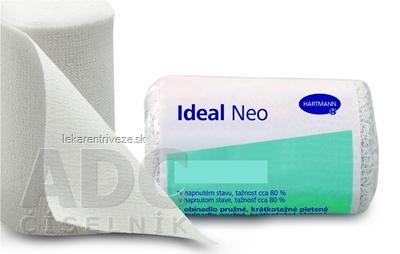 Ideal Neo ovínadlo pružné, krátkoťažné 8 cm x 5 m, nesterilné, 1x1 ks