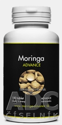ADVANCE Moringa tbl 1x180 ks