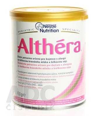 ALTHÉRA plv (dietetická potravina pre dojčatá) 1x450 g