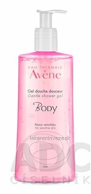 AVENE BODY GEL DOUCHE DOUCEUR jemný sprchový gél pre všetky typy citlivej pleti 1x500 ml