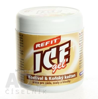 REFIT ICE GEL KOSTIHOJ A GAŠTAN 1x230 ml