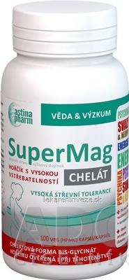 Astina SuperMag B6 CHELÁT cps 1x100 ks