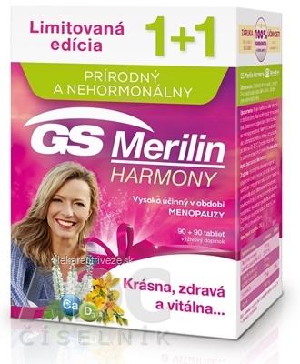 GS Merilin Harmony 2019 tbl 90+90 (180 ks), 1x1 set