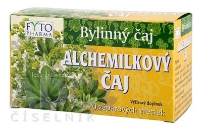 FYTO ALCHEMILKOVÝ ČAJ 20x1 g (20 g)