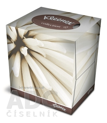 KLEENEX Collection Box papierové vreckovky 1x56 ks