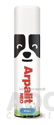 Arpalit NEO spray (4,7/1,2 mg/g) ektoparazitický prípravok pre zvieratá, 1x150 ml