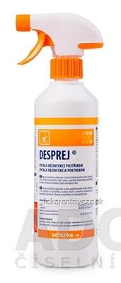 DESPREJ dezinfekčný prostriedok s rozprašovačom 1x500 ml