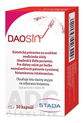 DAOSIN cps (2018) 1x30 ks