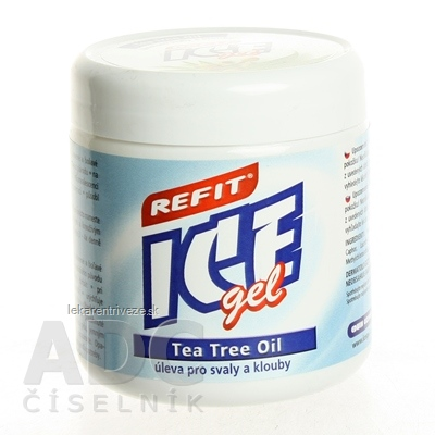 REFIT ICE GEL TTO 1x230 ml