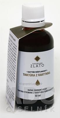 T.ZLATO TINKTÚRA Z RAKYTNÍKA 1x50 ml