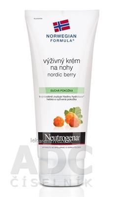 NEUTROGENA NR Výživný krém na nohy Nordic Berry 1x100 ml