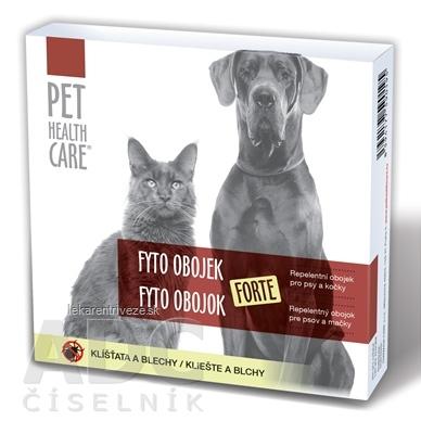 PET HEALTH CARE FYTO OBOJOK FORTE repeletný, pre psov a mačky 1x1 ks