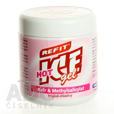 REFIT ICE GEL GÁFOR 1x230 ml