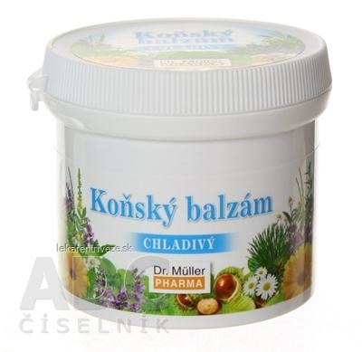 Dr. Müller Konský balzam chladivý 1x250 ml