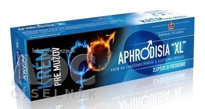 APHRODISIA XL krém pre mužov 1x60 ml
