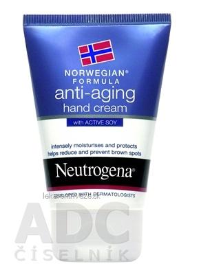 NEUTROGENA NR Krém proti starnutiu pokožky rúk 1x50 ml