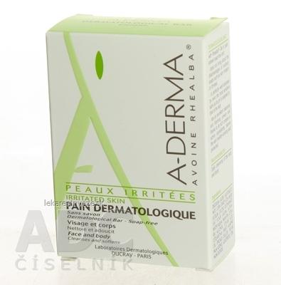 A-DERMA PAIN DERMATOLOGIQUE D'AVOINE RHEALBA dermatologická umývacia kocka 1x100 g