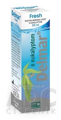 Delmar Fresh nosový sprej s eukalyptom 1x50 ml