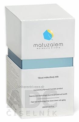 Matuzalem Telové mlieko 1x200 ml