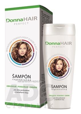 Donna HAIR PERFECT regeneračný ŠAMPON 1x200 ml