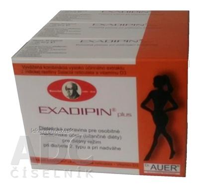 EXADIPIN plus cps 3x60 (180 ks), 1x1 set