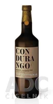 HERBADENT Condurango - Digestiv sladové víno na žalúdok 1x750 ml
