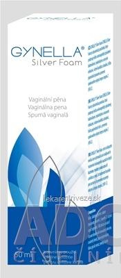 GYNELLA Silver Foam vaginálna pena 1x50 ml