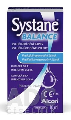 Systane Balance kvapky očné 1x10 ml