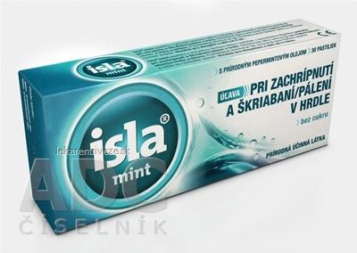 ISLA MINT pastilky 1x30 ks