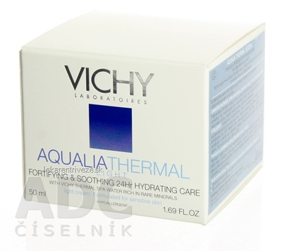 VICHY AQUALIA THERMAL LEGERE PNM krém dóza (M7812400) 1x50 ml