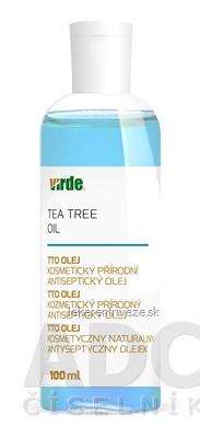 VIRDE TEA TREE OIL čajovníkový olej 1x100 ml