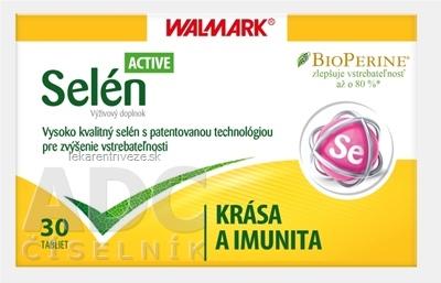 WALMARK SELÉN ACTIVE tbl 1x30 ks