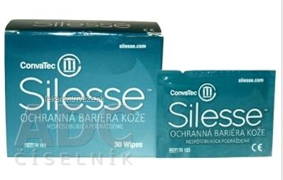 ConvaTec Silesse obrúsky stomické na ochranu pokožky, 1x30 ks