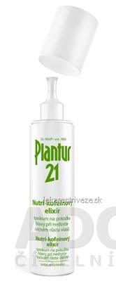Plantur 21 Nutri-kofeinový elixír 1x200 ml