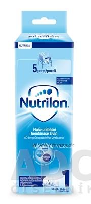 Nutrilon 1 počiatočná mliečna dojčenská výživa v prášku (0-6 mesiacov) (inov.2018) 5x18,8 g (94 g)