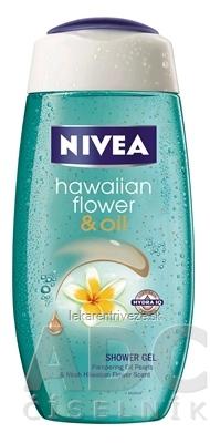NIVEA Sprchový gél Hawaiian flower & Oil 1x250 ml