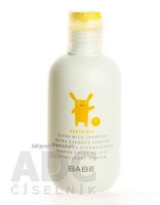 BABÉ DIEŤA Extra jemný šampón (Pediatric Extra mild shampoo, pH7) 1x200 ml