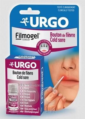 URGO FILMOGEL Opary (fľaštička + 24 nanášacích špachtličiek) 1x3 ml